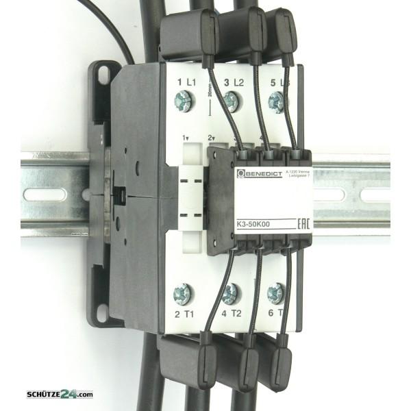 K3-50K00 230 Kondensatorschütz 33,3 kVAr Benedict