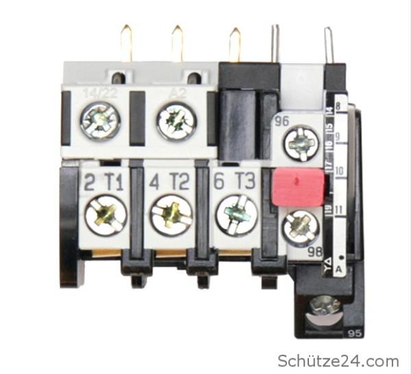 U12/16A K1 Motorschutzrelais