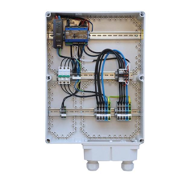 NA-Schutz 30 kW 30 kVA mit 1 Schütze