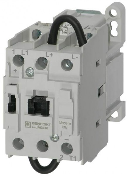 K3DC48A00 Gleichspannungsschütz bis 600 VDC
