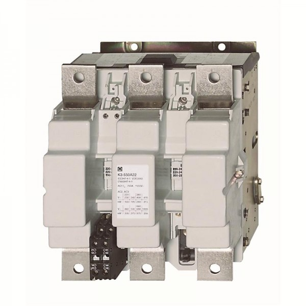 K3-450A00 schaltet 250kW 375kW 600A