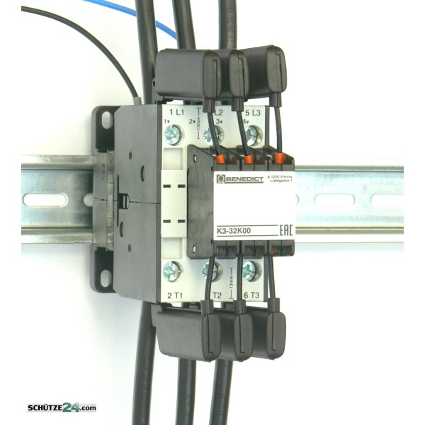 K3-32K00 230 Kondensatorschütz 25 kVAr Benedict Kompensation