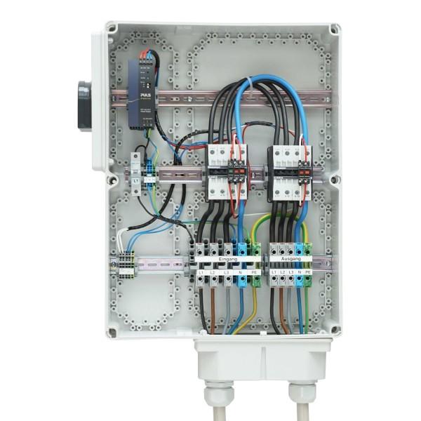 NA-Kuppelschalter 60 kW 60 kVA 110 A