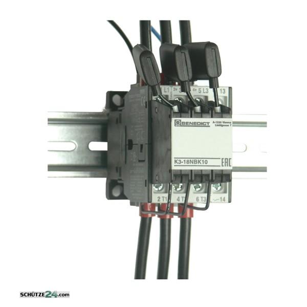K3-18NBK10 230 Blindstromkompensation 12,5 kVAr Benedict