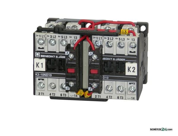 K3WU24 Wendeschützsteuerung