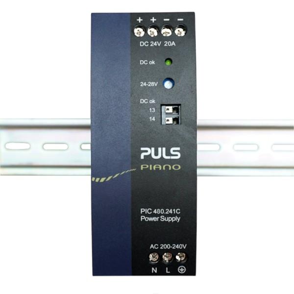 PULS PIC480.241C 24V DC 20A
