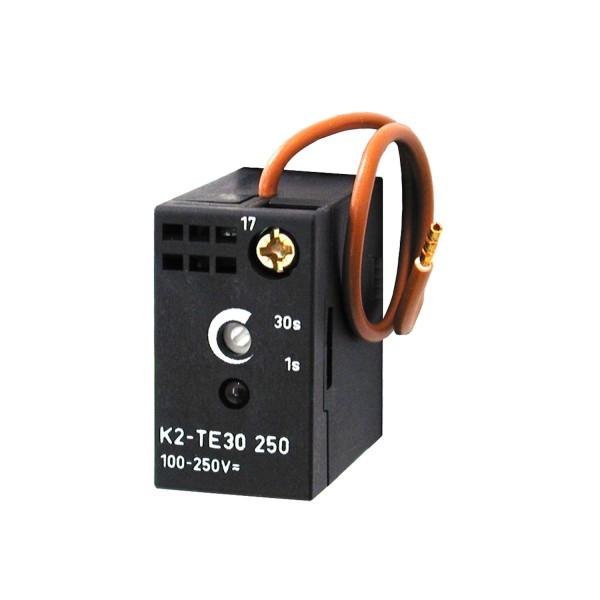 K2-TE30 Einschaltverzögerung