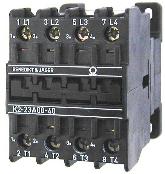 K2-23A00-40 31kw 45A 4poliges Leistungschütz