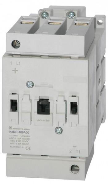 K3DC80A00 Gleichspannungsschütz bis 600 VDC