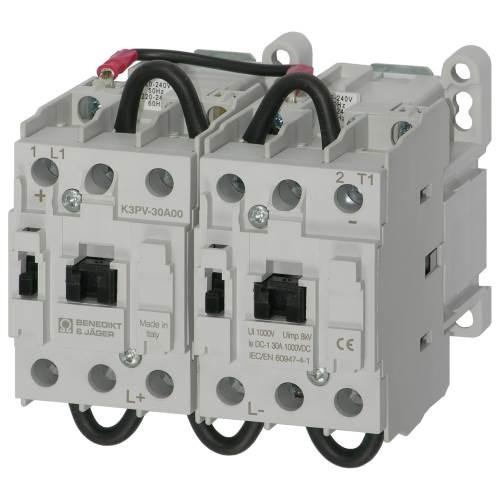 K3DC30A00 Gleichspannungsschütz bis 1200 VDC