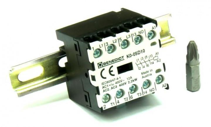 Mikro-Hilfsschütz K0-04 | Schütze24