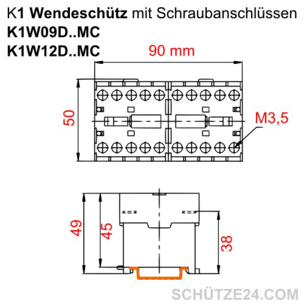 Wunderbar 4 Poliger Schütz Schaltplan Zeitgenössisch - Die Besten ...